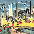 Géographie: yuma, arizona