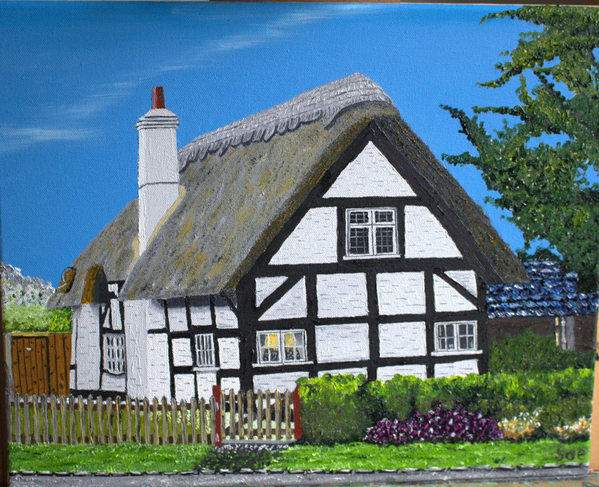 An English Cottage