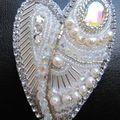 collier coeur blanc 019
