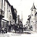 La rue de Langalerie