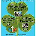 Eirewalk.com | dublin à pied, visite en français