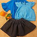 Bleu comme une orange
