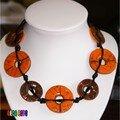 collier orange1