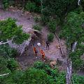28. «Une tribu isolée découverte en Amazonie», Ouest France, Juin 2008.