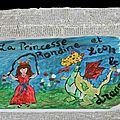 Projet atelier kamishibaï sur le thème <b>princesse</b> et dragon