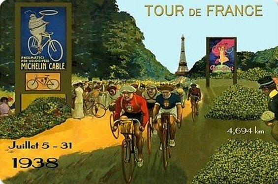 Tour de France 1947, Belfort ville de passage
