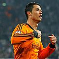 The top scorer in the champions league