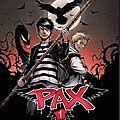 <b>Larsson</b>,<b>Asa</b> - Pax tome 1 Les ténèbres avancent