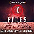 X-files : les nouvelles affaires non classées (première partie) par joe harris, chris carter, dirk maggs