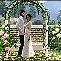 Encore des nouveaux personnages et mariage ~