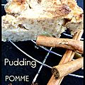 Pudding pomme*cannelle