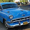 les voiture <b>cubaine</b>.