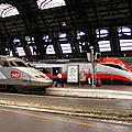 <b>Paris</b> - <b>Milan</b> : sursis pour les TGV Réseau