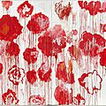 Centre Pompidou opens major retrospective of the work of artist <b>Cy</b> <b>Twombly</b>