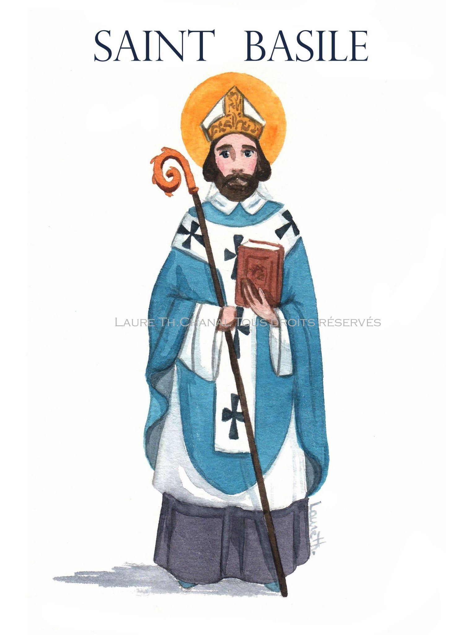 st Basile le Grand