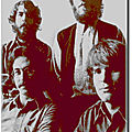 1970 - LE GROUPE CREEDENCE CLEARWATER REVIVAL DEVIENT N°1 MONDIAL