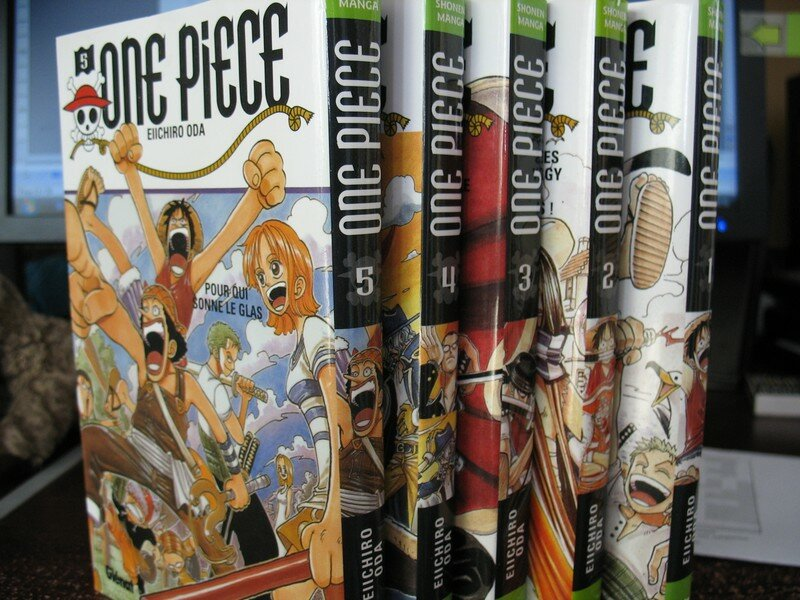 livre manga one piece occasion