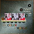 You color my world LO - <b>Studio</b> <b>Calico</b>
