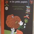 Mathilde et les petits papiers- Actes Sud junior