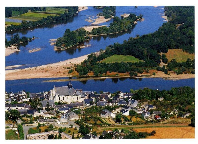 A Candes Saint Martin : Vive la pêche !