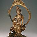 Guanyin, the Goddess of <b>Mercy</b>, Five Dynasties, 907 - 960 CE