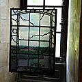 Sarkis vitraux chateau 97
