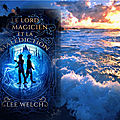 <b>Service</b> <b>presse</b> du Boudoir Ecarlate : le lord, le magicien et la malédiction (Lee Welch)