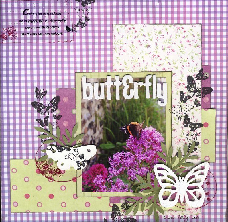 Butterfly x