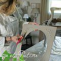 Formation professionnelle Cottage et Patine à l'atelier (35)