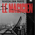 Le Magicien, Magdalena Parys réveille les fantômes de la STASI