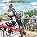 Renaud de Montléon, sac de Limoges 1370 - Assassina Robert de Grantonne, receveur de Poitou pour le prince de Galles