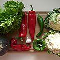 Paniers de la semaine #5 // saison automne2012 + recettes inside