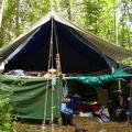 Ourebi ouvert et courageux, vive les guides d'Europe