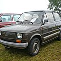Fiat 126 bambino 650 brown 1978