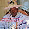Service, aide du maître medium marabout africain assou à la personne