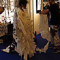 Artisanat japonais à Japan Expo, la magie du papier