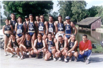 Triathlon St Agil, 1997