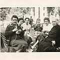 Le tricot : une affaire de famille ....