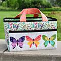 <b>Sac</b> papillons - modèle gratuit