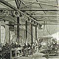 <b>Histoire</b> : Séquence I Hommes et femmes au travail en métropole et dans les colonies françaises (XIXe siècle-1ère moitié du XX)