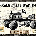 Carte Anniv Erwann 17 ans
