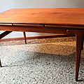 Table danoise 60's