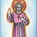 Le petit Jésus de Sainte Thérèse de Lisieux