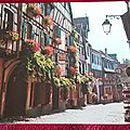 Riquewihr - grand'rue