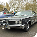 CHRYSLER <b>300</b> 2door hardtop 1966