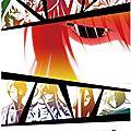 Anime - eté 2011