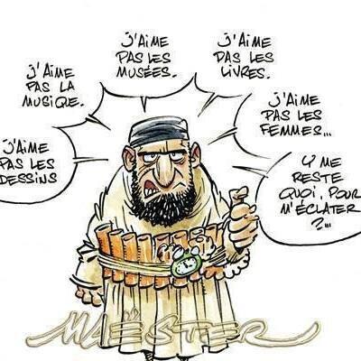 islam humour islamiste