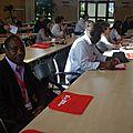 David Foka candidats aux éléctions Communales 2011 Luxembourg