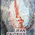 Jean fautrier au musée d'art moderne de la ville de paris
