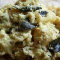Pommes de terre au yaourt et au coco